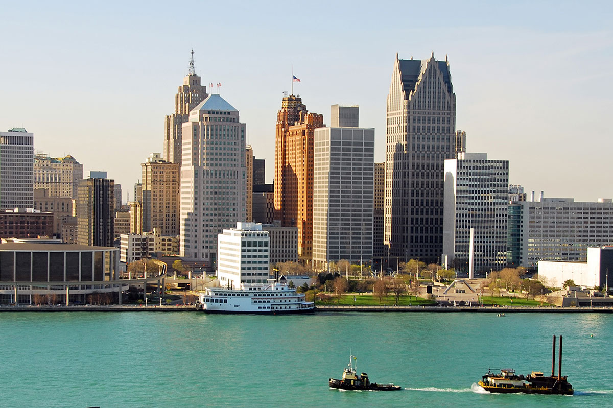 Professional locksmith services throughout the entire Detroit, Michigan area